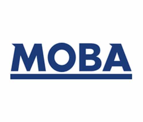 Moba - logo